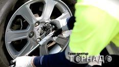 Смяна на 2 бр. гуми до 22 цола - сваляне, качване, демонтаж, монтаж, баланс на цена от 7.60лв, от Автоцентър Tornado