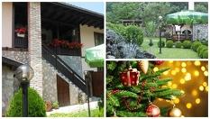 Коледни празници в Рибарица! 2, 3 или 4 нощувки със закуски и вечери + 2 ПРАЗНИЧНИ вечери на цена от 119.99лв, от Къща за гости Стар Мерак