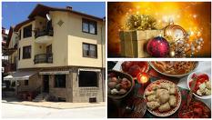 Коледа в Чепеларе! 2 нощувки със закуски и Празнични вечери за 82.50лв, от Семеен хотел Турист***