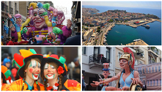 Карнавалът в Ксанти, Гърция