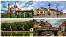 Румъния - замъци и крепости