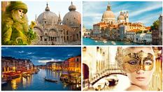 Карнавалът във Венеция!