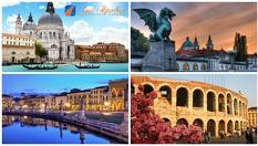 Екскурзия до Италия и Словения
