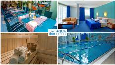 Изгодна почивка в Бургас! 1 или 2 нощувки със закуски + СПА на цени от 34лв, от Хотел Аква 4*