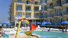 Равда, Хотелски комплекс Хит