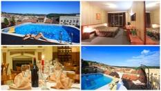 Луксозна почивка в центъра на Велико Търново! Нощувка със закуска и басейн, от Хотел Премиер 4*