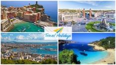 Италия, Франция и Испания