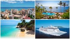 От Европа до Кариби