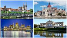 """Екскурзия с круиз """"Нова Година по вълните на Дунав""""с кораба m/s Joy 6****** по маршрут: Регенсбург, Линц, Виена, Братислава, Будапеща, от ТА Травел Холидейс"""