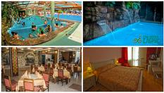 Релакс във Велинград! Нощувка със закуска, обяд и вечеря /по избор/ + СПА зона, 3 минерални басейна и фитнес, от СПА хотел Елбрус 3*