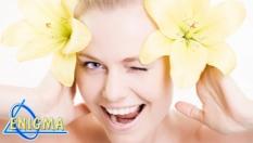 Почистване на лице + масаж