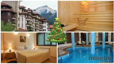 Коледна приказка в Банско! 3 или 4 нощувки със закуски и вечери /едната Празнична Коледна/ + СПА и вътрешен басейн, от Хотел Орбилукс 3*