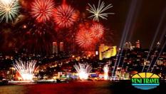 Нова година в Кушадасъ