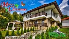 Празнувай Коледа в луксозна вила в Троянския Балкан! Наем на напълно оборудвана къща, от Вилен комплекс Ета