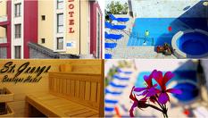 СПА почивка за ДВАМА във Велинград! 2 нощувки със закуски + басейн с минерална вода, сауна, парна баня и джакузи, от Хотел St. George 3*