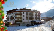 Нова година в Банско! 4 нощувки със закуски, вечери и 1 обяд + вътрешен басейн с топла минерална вода и СПА, от Хотел Елегант Лукс 3*