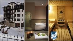 СПА почивка в Банско през Декември! Нощувка със закуска или закуска и вечеря + релакс зона и вътрешен отопляем басейн, от Хотел Свети Георги Ски и Спа 4*