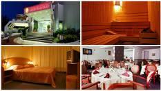 Релакс в Сандански през цялата есен! Нощувка със закуска и вечеря за ТРИМА или ЧЕТИРИМА + Сауна, от Хотел Панорама 3*
