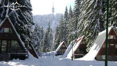 През Декември с компанията в Пампорово! 1 или 3 нощувки във вила за до четирима души, от Вилно селище Малина 3*