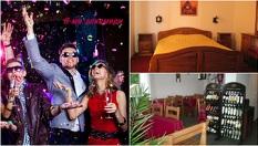 8-ми Декември за ДВАМА! 2 нощувки, закуски и вечери /едната Празнична/, от Семеен хотел Арбанашка среща 3*