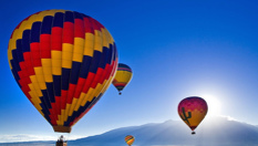 Въздушна разходка с балон