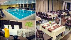 Делнична почивка във Велинград до края на Март! 5 нощувки със закуски и вечери + СПА, безплатен лекарски преглед и балнео процедури, от Хотел Здравец Wellness &Spa 4*