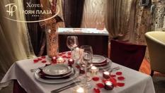 Луксозна почивка за Свети Валентин в Троян! 1 или 2 нощувки за двама със закуски и вечери /едната празнична/, от Хотел Троян Плаза 4*
