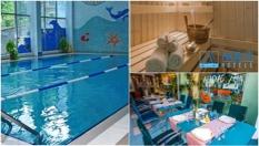 Почивка в Бургас до края на Март! 1, 2 или 3 нощувки със закуски + СПА и вътрешен басейн, от Хотел Аква 4*