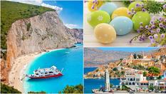 4-дневна екскурзия за Великден до остров Лефкада! 3 нощувки със закуски в хотел 3* + автобусен транспорт, от Далла Турс