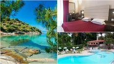 Наслади се на морето в Халкидики! 5 нощувки, закуски и вечери в Kassandra bay hotel 3*, от Космополитън Травъл