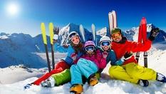 На ски в Банско