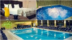 Делнична СПА почивка във Велинград до края на Март! 3 или 5 нощувки, закуски и вечери + СПА, лекарски преглед и балнео процедури, от Хотел Здравец Wellness &Spa 4*