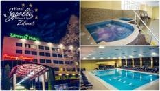 Почивка във Велинград до края на Март! Нощувка със закуска, обяд и вечеря + СПА и минерален басейн, от Хотел Здравец Wellness &Spa 4*