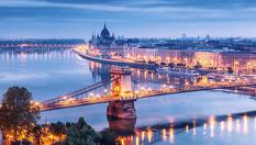 Будапеща, Виена