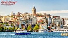 Подари си Уикенд в Истанбул! 2 нощувки със закуски в хотел 3, 4 или 5* по избор, със собствен транспорт, от Теско груп