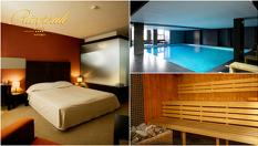 Спа почивка в Банско до края на Март! Нощувка със закуска + басейн и релакс зона, от Хотел Ривърсайд 4*