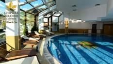 Зимна почивка край Троян! Нощувка със закуска и вечеря + вътрешен басейн с топла минерална вода и СПА, от Хотел Чифлика Гранде 3*