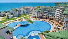 Великден в Равда! 2 или 3 нощувки, закуски, Празничен обяд и вечери /едната празнична с фолклорна програма и DJ/ + басейн и СПА, от Хотел Emerald Beach Resort &Spa 5*