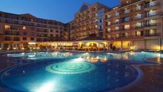 Почивка през Mай в Слънчев бряг! Нощувка на база All Inclusive + външен басейн, от Хотел &СПА Диамант Резиденс 4*