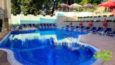 4-звездна Делнична почивка във Велинград! Нощувка със закуска и вечеря + СПА и минерален басейн, от Хотел Здравец Wellness &Spa 4*