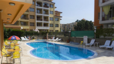 Хотел Дариус, Слънчев бряг
