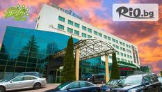 Пролетна почивка във Велинград! 3 или 5 нощувки, закуски и вечери + СПА, лекарски преглед и балнео процедури, от Хотел Здравец Wellness &Spa 4*
