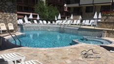 Майски празници в Банско! 2 или 3 нощувки със закуски и вечери или на база All Inclusive + СПА с външен и вътрешен басейн, от Хотел Мария-Антоанета Резидънс 4*