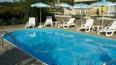 На море в Лозенец! Нощувка, закуска, обяд и вечеря + външен басейн, шезлонг и чадър, от Хотел Атива 3*