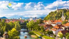 Майски празници в Любляна, Венеция, Виена, Залцбург и Будапеща! 4 нощувки със закуски, автобусен транспорт и екскурзовод, от Еко Тур Къмпани