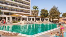 През Май и Септември в Пиерия, Гърция! 5 нощувки на база Ultra All Inclusive в хотел Bomo Olympus Grand Resort 4*, със собствен транспорт, от Теско груп