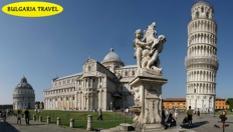Венеция, Флоренция, Пиза