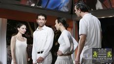 """Гледайте спектакъла """"Канкун""""на 12 Юни от 19:00 часа, в Малък градски театър Зад канала! Билет за един или двама"""