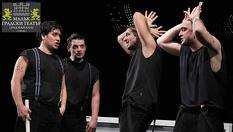 """Гледайте постановката """"Охранители""""в Малък градски театър """"Зад канала""""на 7 Април от 19:00 часа, само за 10лв"""