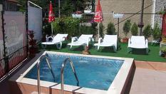 СПА почивка във Велинград до края на Септември! Нощувка със закуска и вечеря + минерален басейн с термално джакузи, от Витяз Хаус 3*